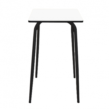 Table haute design Made in France