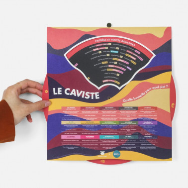 le caviste papier tigre made in spain