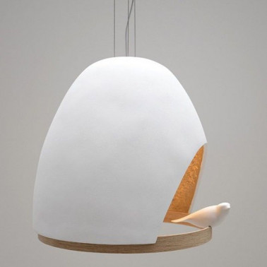 lampe oiseau made in france
