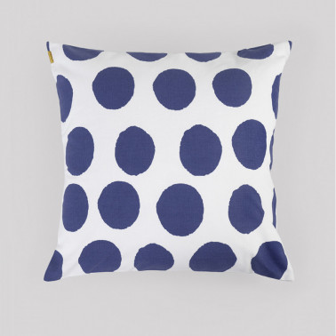 coussin pois made in Portugal