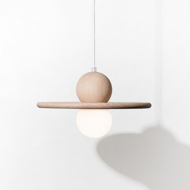 luminaire bois made in france