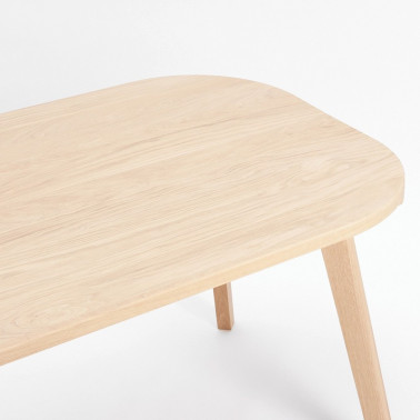 table chêne massif made in france