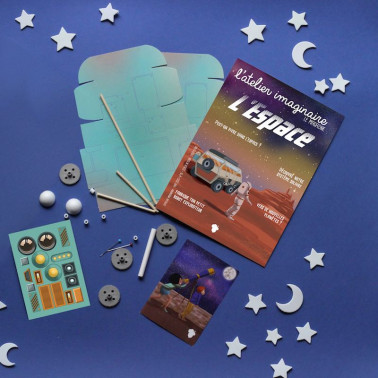 kit creatif espace made in France