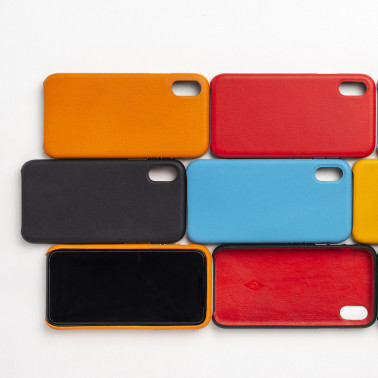 coque iPhone cuir made in europe