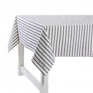 nappe coton lin made in france
